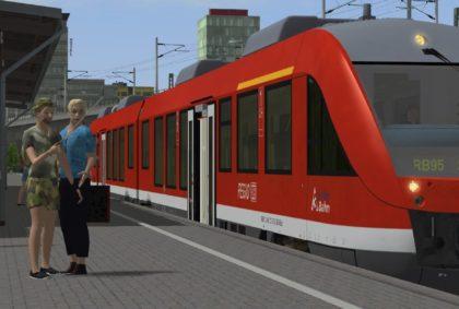 Alstom Coradia LINT 41 / Baureihe 648
