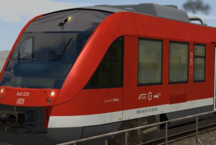 Alstom Coradia LINT 27 / Baureihe 640